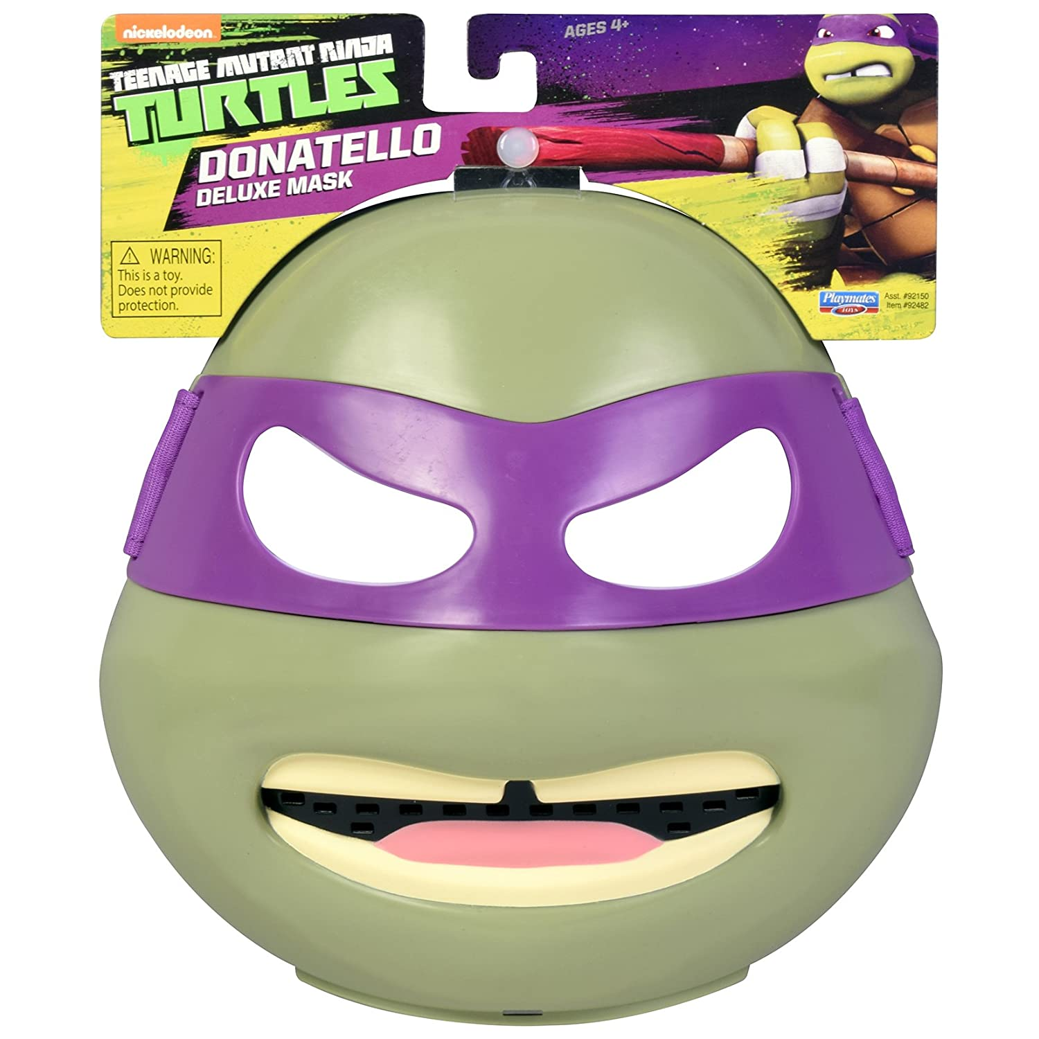 Amazon.com: Teenage Mutant Ninja Turtles Donatello merged ...