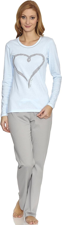 Italian Fashion IF Pijamas para Mujer Margaret 0223