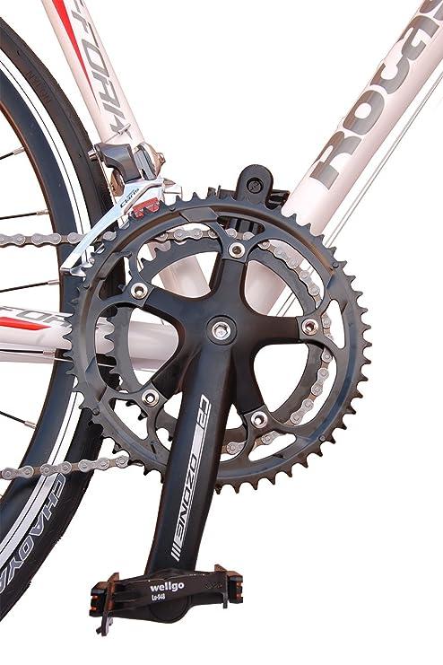 Bicicleta de carretera Rocasanto C-FORK, tamaño ruedas 26, cuadro aluminio color blanco: Amazon.es: Deportes y aire libre