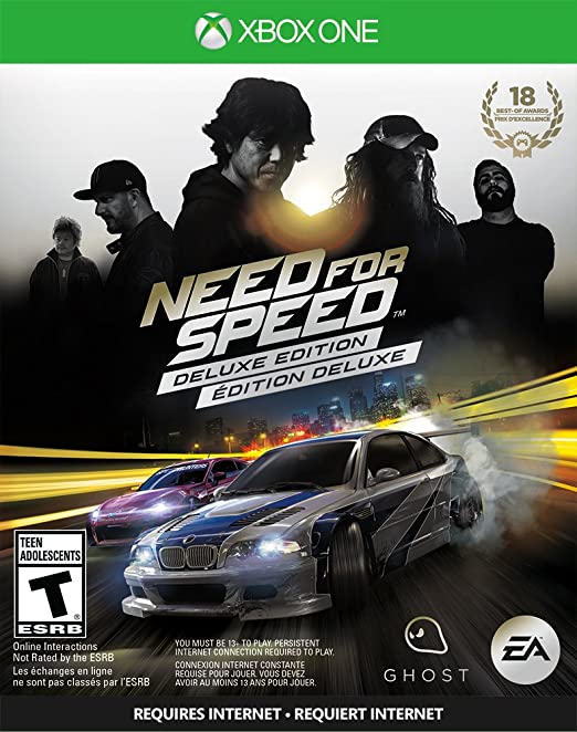 Amazon Com Need For Speed Deluxe Edition Xbox One Electronic