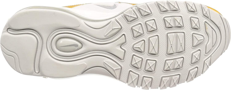 Nike W Air Max 97 Se, Scarpe da Atletica Leggera Donna Multicolore Vapste Grey Metallic Silver Metallic Gold 001