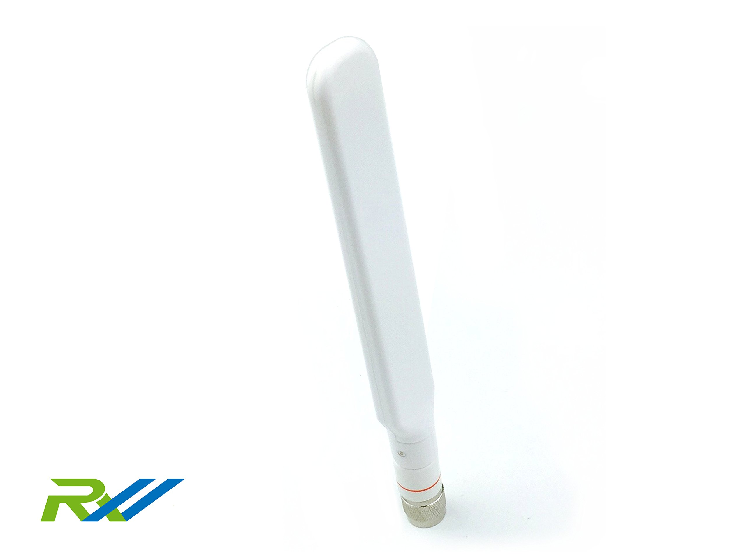 Cisco Compatible 2.4-GHz / 5-GHz dual-band (RP-TNC) AIRONET Antenna AIR-ANT2524DW-R= (WHITE) by RoutersWholesale (Image #4)