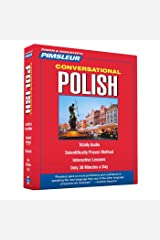 Pimsleur Polish Conversational Course - Level 1 Lessons 1-16 CD: Learn to Speak and Understand Polish with Pimsleur Language Programs (1) Audio CD