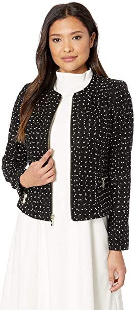 Amazon.com: Tommy Hilfiger - Chaqueta para mujer, 2: Clothing