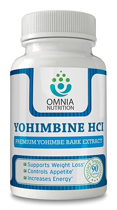 Omnia Yohimbine HCI - All Natural - Made in the USA
