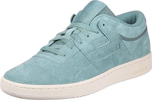 new arrivals a5a36 04b3d Reebok Club Workout SN Shoes Whisper Teal