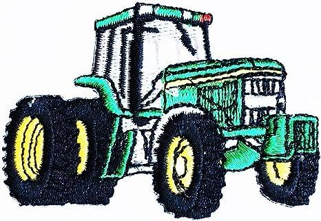 2,6 x 1,9 Tractor Farm Heavy Truck Tractor Dump Truck Patch ...
