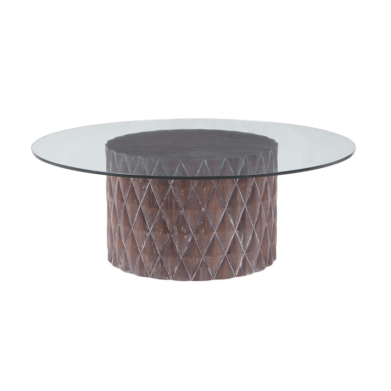 48 X 48 Coffee Table.Amazon Com Dimond Home 7011 057 Coco Coffee Table 48 X 48 X 17