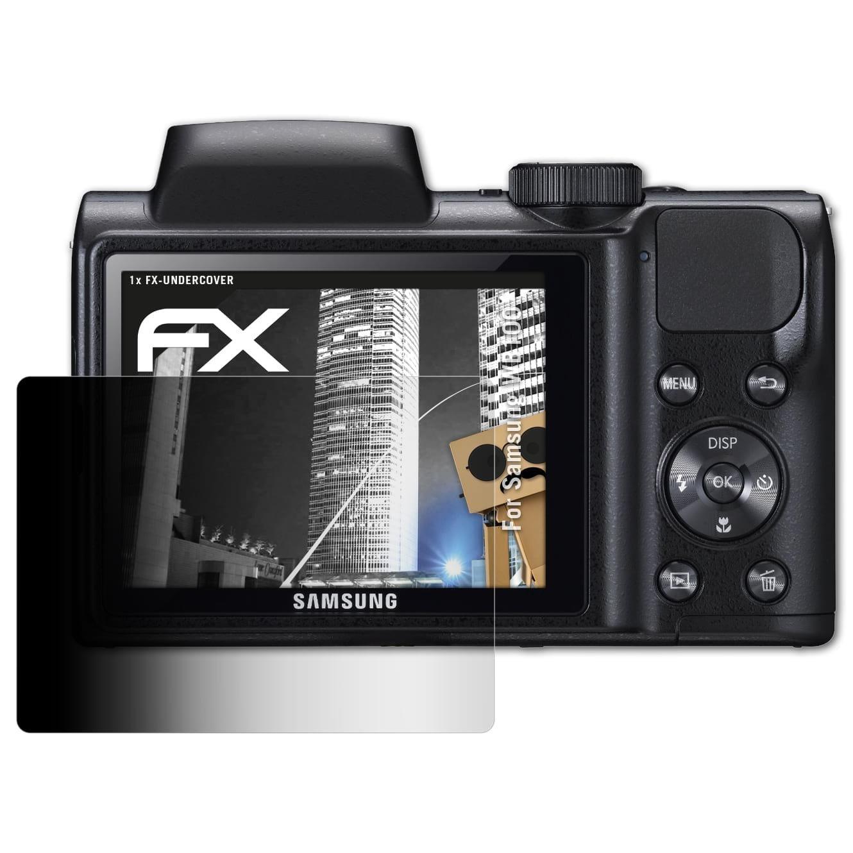 atFoliX Filtro de Privacidad Compatible con Samsung WB100 Película ...