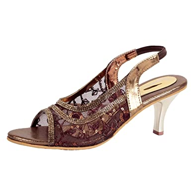 SHOFIEE Women s Leather Heels Shoes  Buy Online at Low Prices in ... 823e77bdd8f7