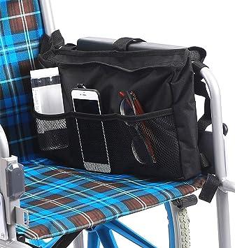 Amazon.com: Bolsa de almacenamiento para silla de ruedas ...