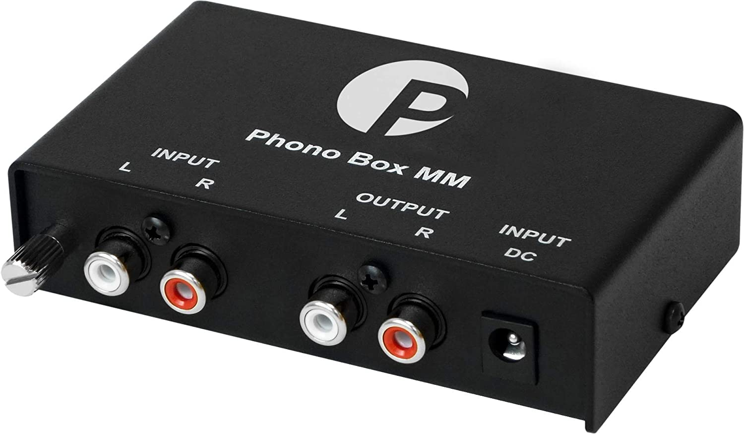 B000YEK1AQ Pro-Ject Phono Box MM DC Phonograph Preamplifier,Black 71vP1qf2dML.SL1500_