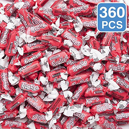Tootsie Fruit Punch Frooties Chewy Candy,16 Oz