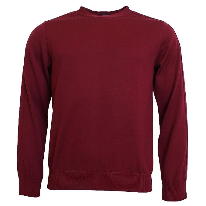vasta selezione di ba67c b6789 Paul & Shark maglione rosso-cupo X Large: Amazon.it ...