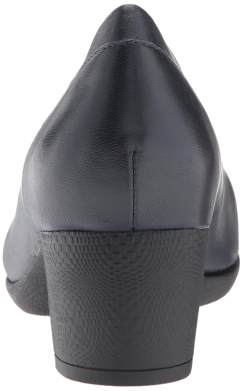 SoftWalk Women's Imperial Ii Dress Pump B071J3VZ7Z 8.5 N US|Navy