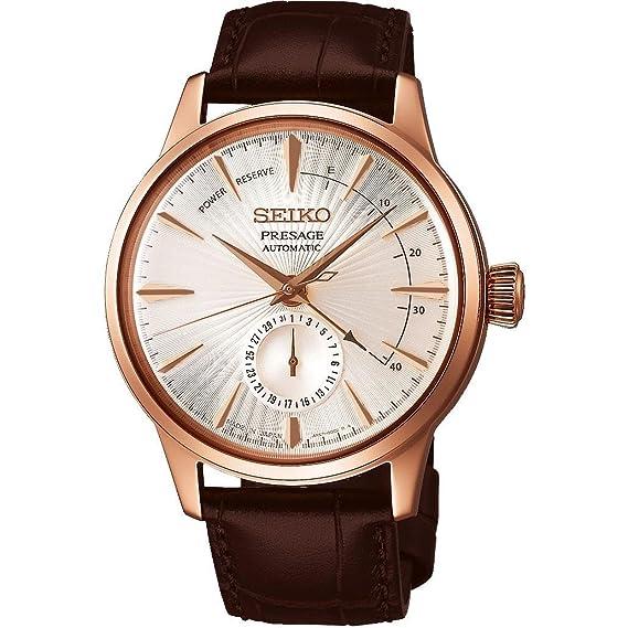 Seiko snzg15k1 orologio analogico uomo