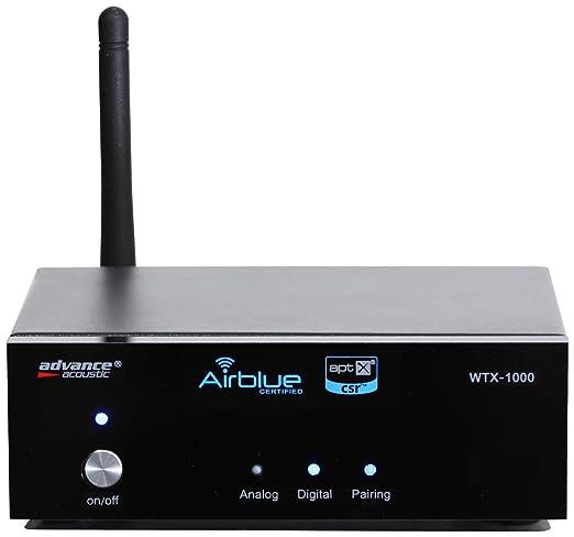11 opinioni per Advance Acoustic WTX 1000 blk Modulo Wireless, Bluetooth, Nero