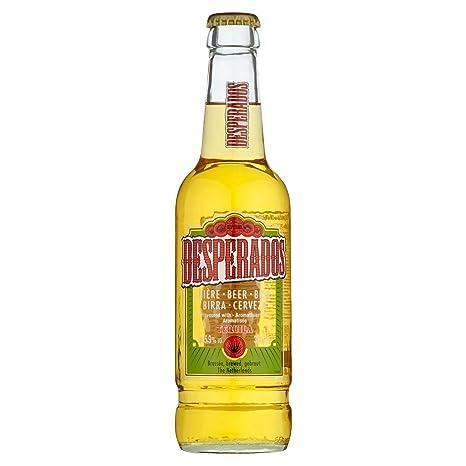 Desperados Original Biermischgetrank Mehrweg 4 X 0 33 L Amazon De Lebensmittel Getranke
