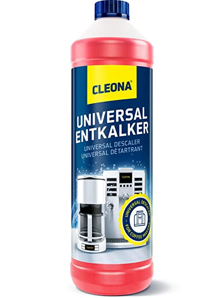 Cleona Líquida desincrustante para café espresso y máquina ...