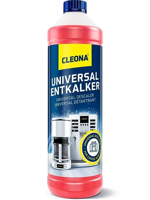 Cleona Líquida desincrustante para café espresso y máquina de ...