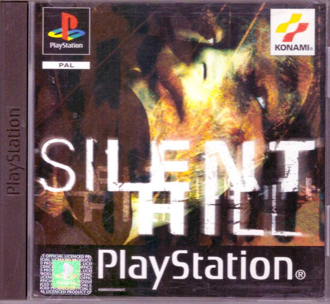 Amazon Com Silent Hill Konami Video Games