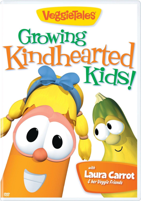 Amazon.com: Veggie Tales Growing Kindhearted Kids!: Larry the Cucumber,  Tomato Sawyer, Bob, Big Idea: Movies & TV