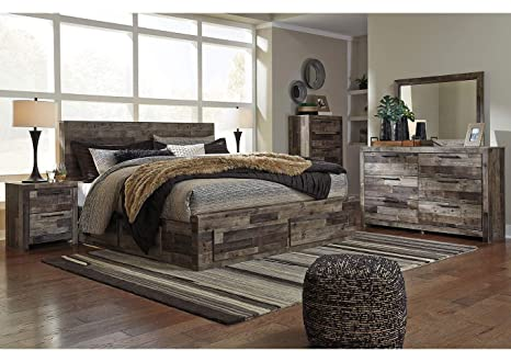 Amazon.com: Amazing Buys Derekson Bedroom Set by Ashley ...