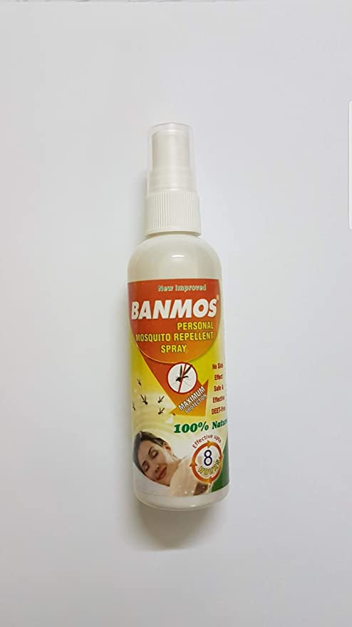 Buy Banmos Ayurvedic Mosquito Repellent Online At Low Prices In