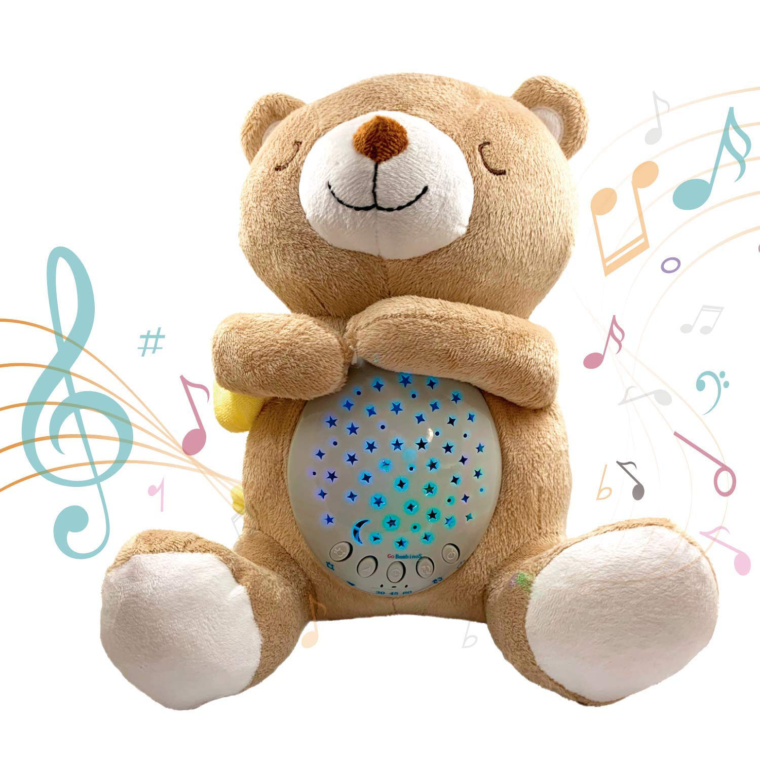 Baby Soother Sound Machine