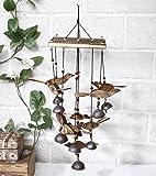 Unravel India Bamboo Bird Windchime