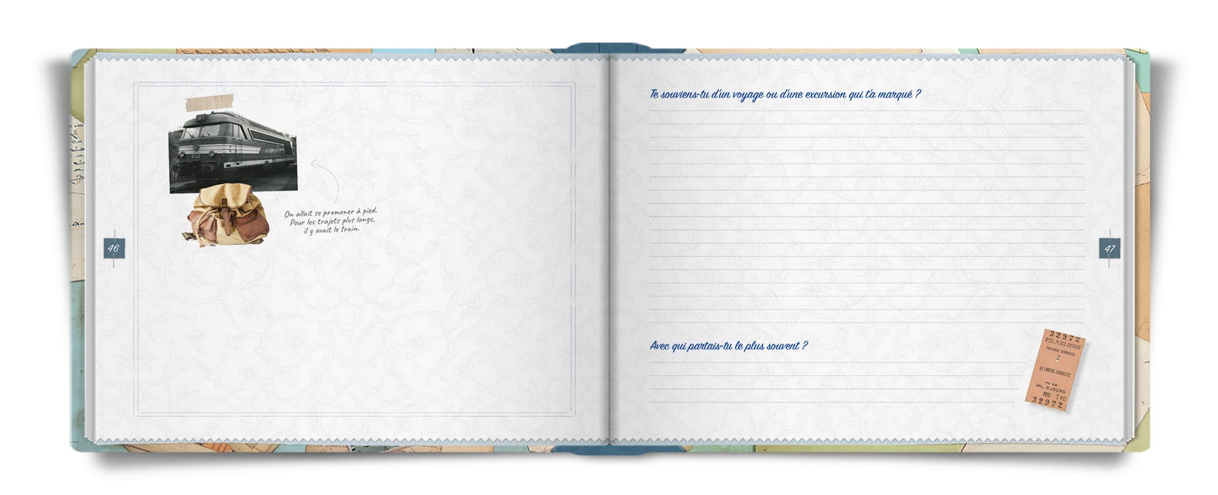 Amazon Fr Papy Parle Nous De Toi Eurydice Antolin