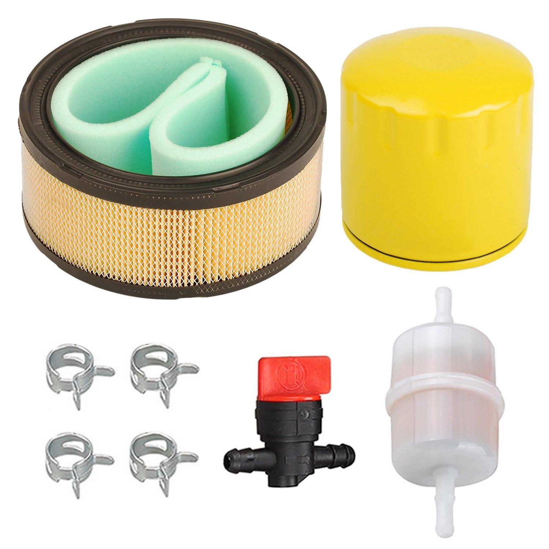 OxoxO - Filtro de aire limpiador con filtro de aceite prefiltro de ...