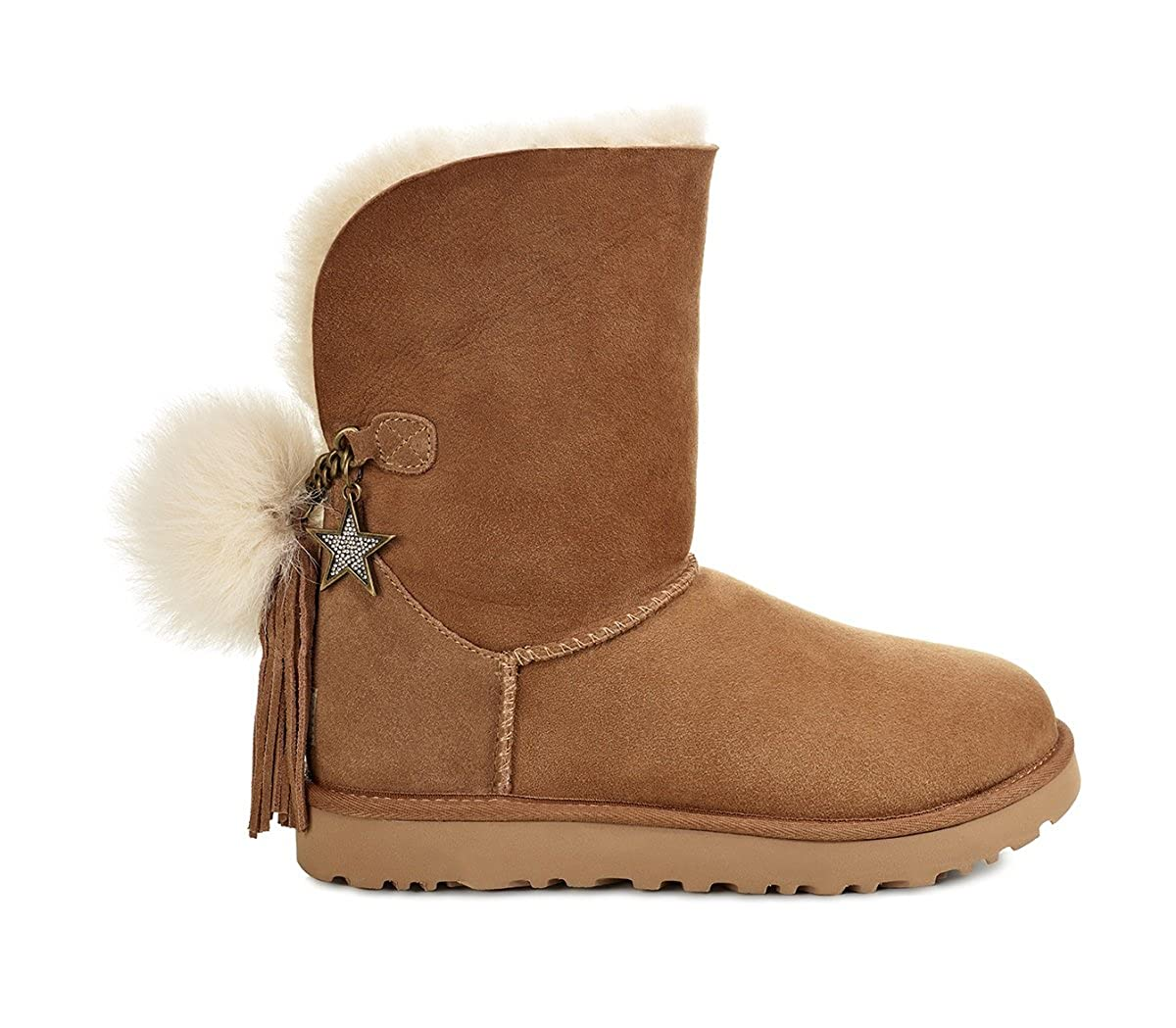 555be86fac4 UGG Womens Classic Charm Boot: Buy Online at Low Prices in India ...