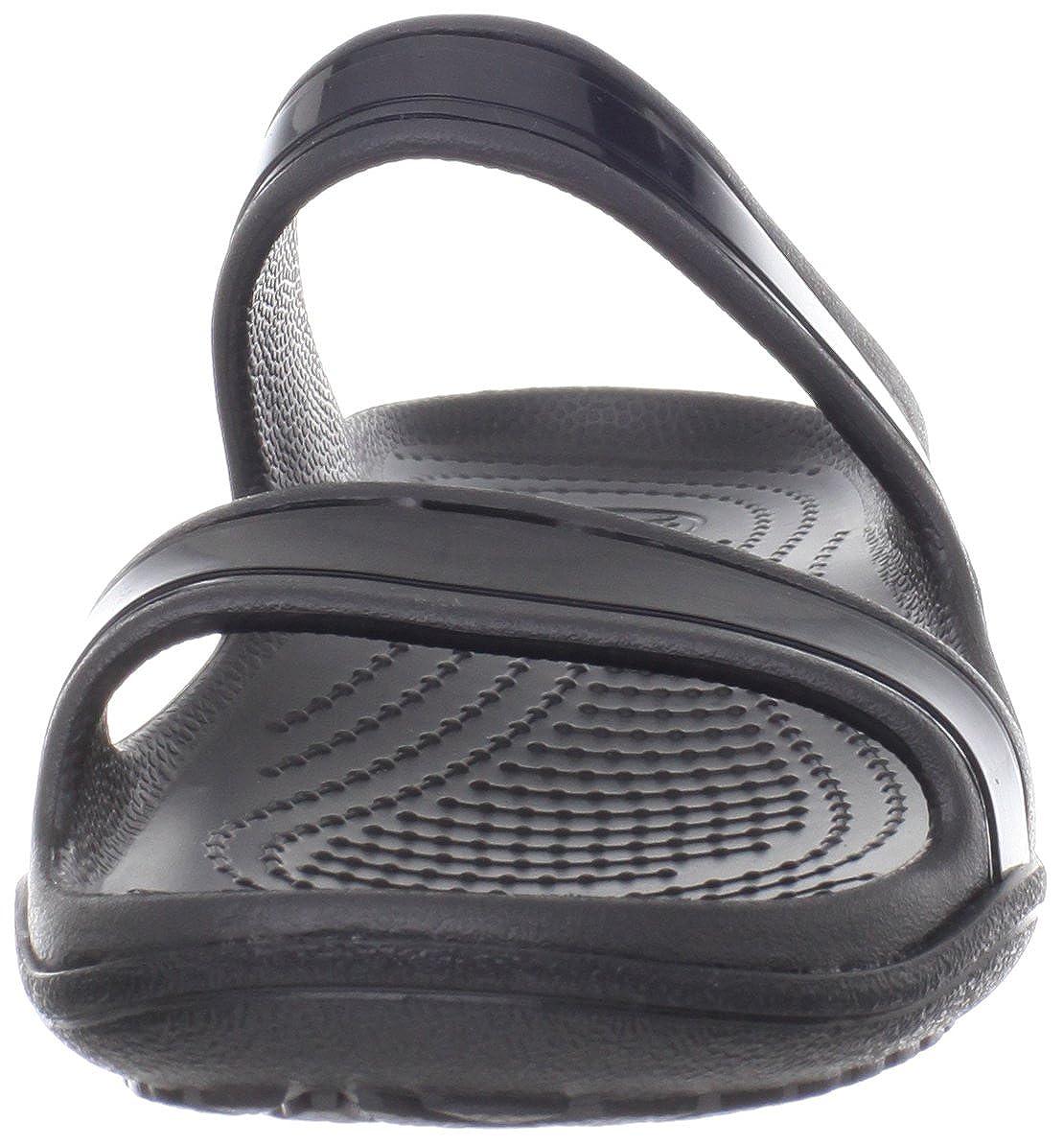 7b923d2f295d82 crocs Patra II Women Sandal in Black  Buy Online at Low Prices in India -  Amazon.in