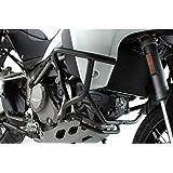 16- SW-MOTECH Sturzb/ügel Schwarz f/ür Ducati Multistrada 1200 Enduro