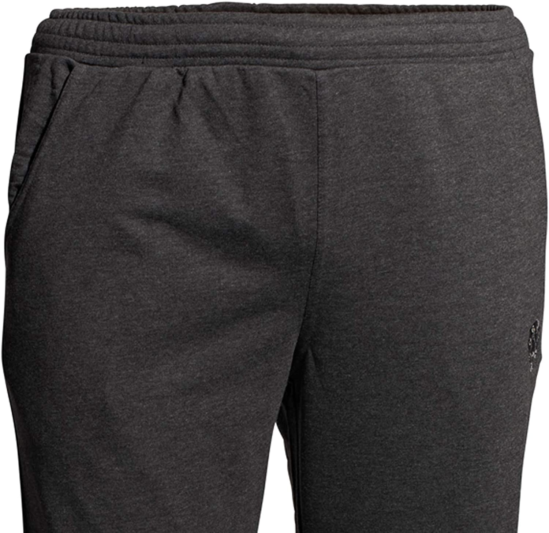 Pantalón de Jogging Ahorn Oversize Antracita mélange, 2xl-8xl:7XL ...