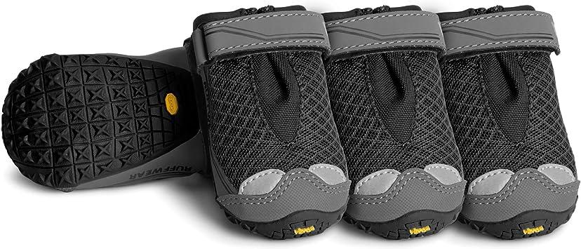 2 Boots 1.5 in RUFFWEAR Grip Trex Obsidian Black