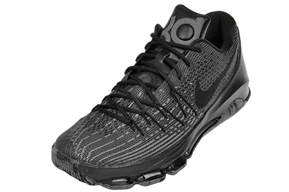 online store f5e02 b5c64 nike kwazi action all black ink shoes  amazon nike mens kevin durant kd 8  vii . ...