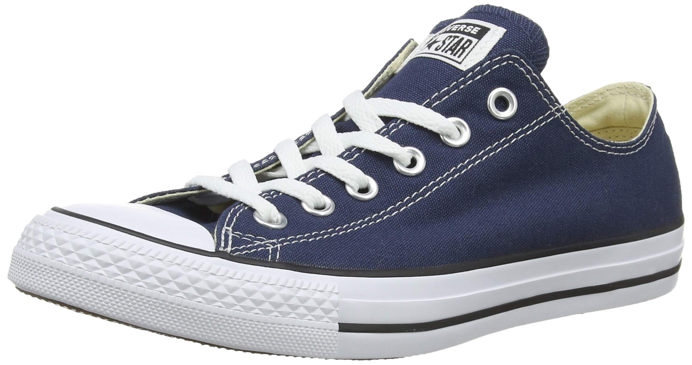 Converse Unisex Chuck Taylor All Star Low Top Navy Sneakers - 8.5 D(M) US