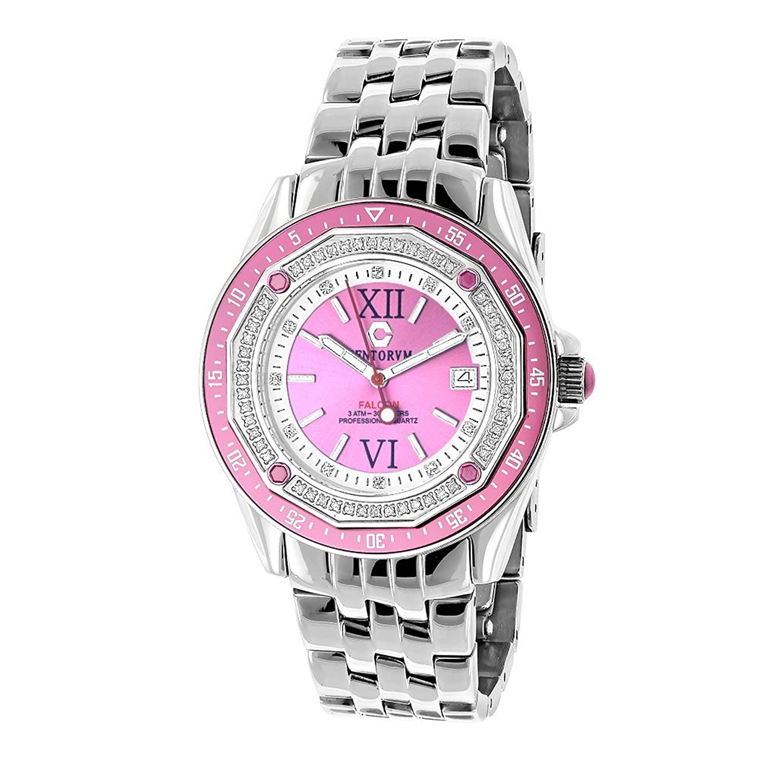 Ladies Diamond Watch: Centorum Falcon 0.50ct