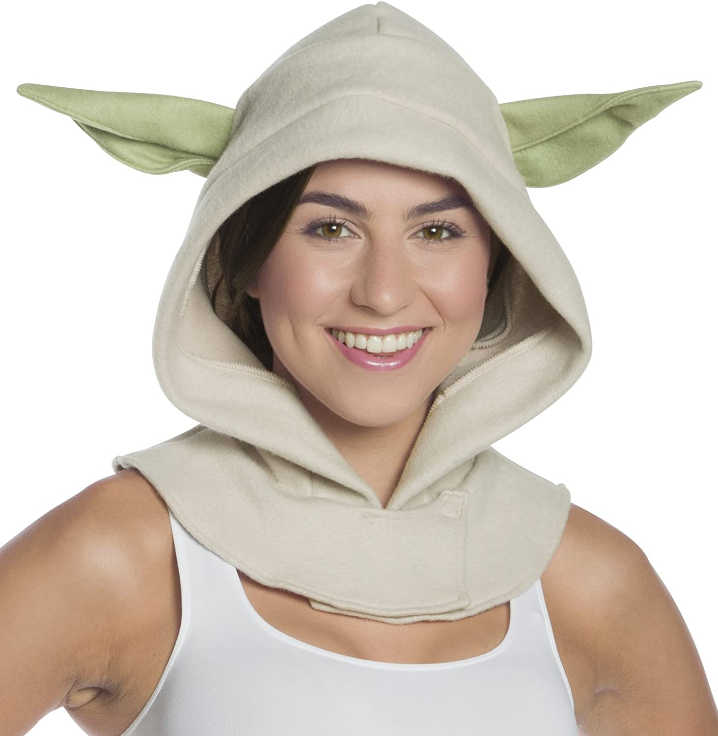 Rubies Adult Star Wars Yoda Hood