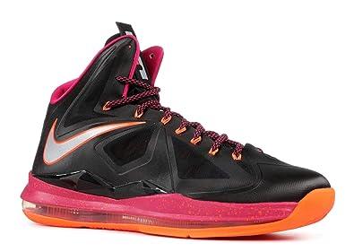2a84747c284fe Amazon.com   Nike Lebron 10 'FLORIDIANS' - 541100-005   Basketball