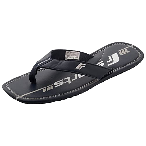 a994192568a62a F-Sports Whiet   Red PU Footbed  PU Upper Flip Flops For Men  Buy Online at  Low Prices in India - Amazon.in
