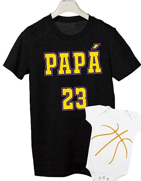 Camiseta y Body el día del Padre - Baloncesto Combo- Todas Las ...