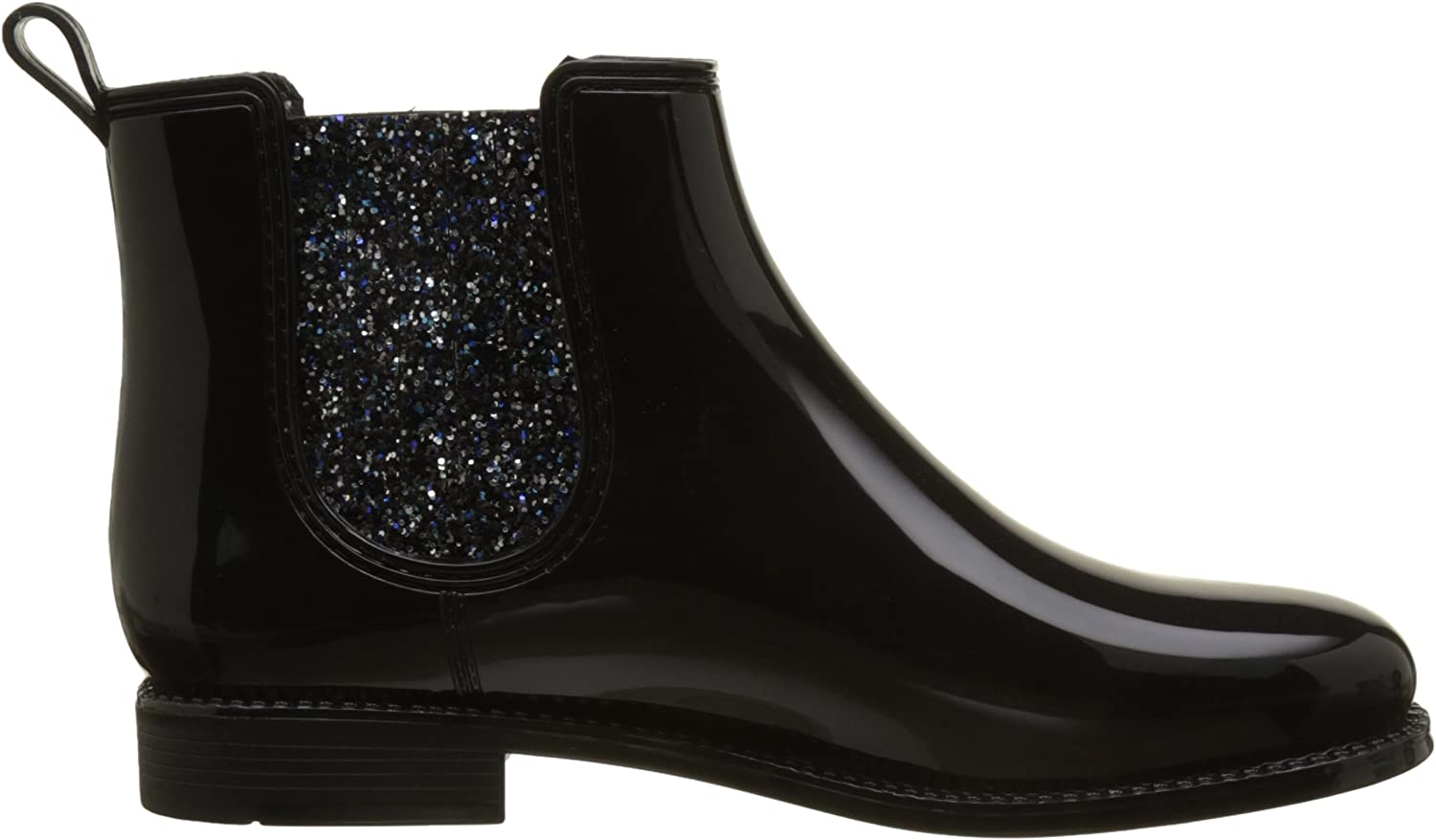 Be Only Nashville Glitters Noir Bottines Chelsea Femme