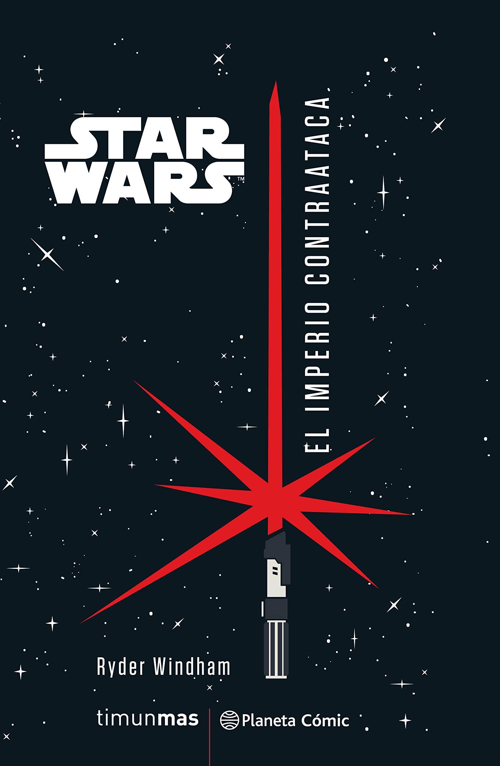 Star Wars El imperio contraataca novela Star Wars: Novelas: Amazon.es: Windham, Ryder, Agut Iglesias, Albert: Libros