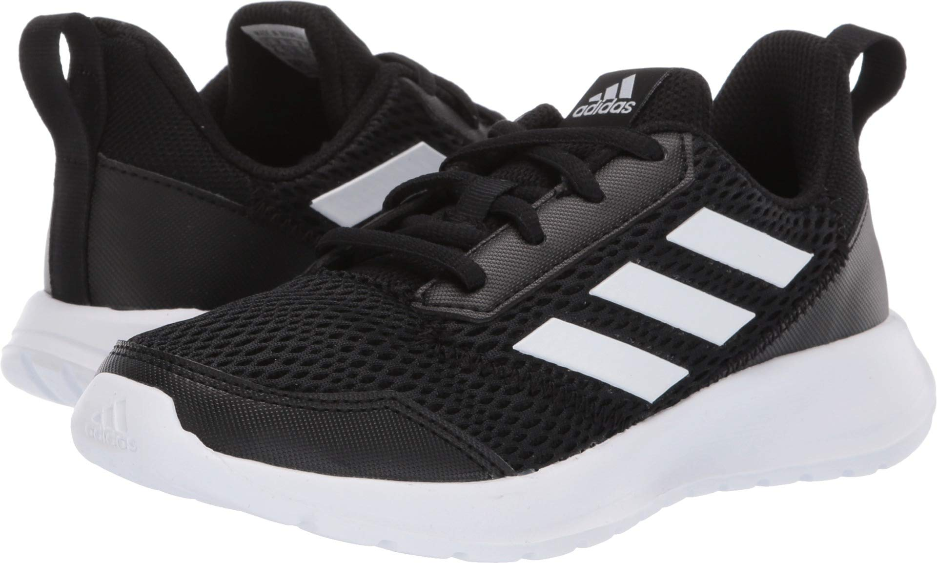 adidas Kids' Altarun, Black/White/Black, 11K M US Little Kid by adidas