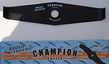 Amazon.com: Brush Licuadora Brush Cutter Blade para muchas ...