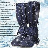 Blueyouth Leg Gaiters Waterproof - Outdoor Hiking