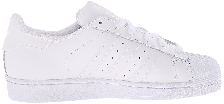 low priced 85020 15df5 Adidas Superstar J, Scarpe da Ginnastica Ginnastica Ginnastica Ragazzo  B00LOZAK8W 35.5 EU bianca bianca bianca ...